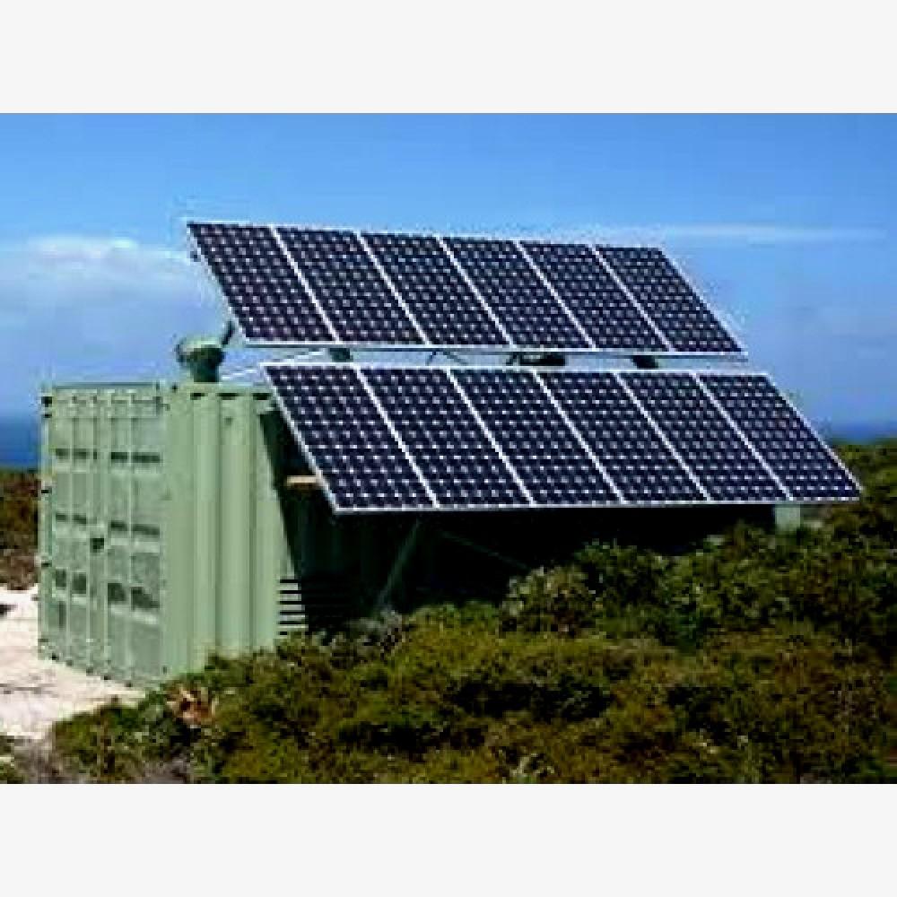 پکیج برق خورشیدی 6000 وات