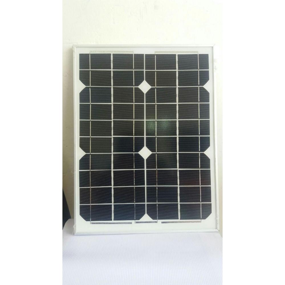 پنل خورشیدی سولاریس پنل 20 وات
