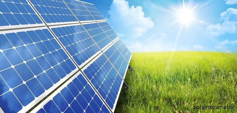انرژی خورشیدی انرژی مورد نیاز بشر